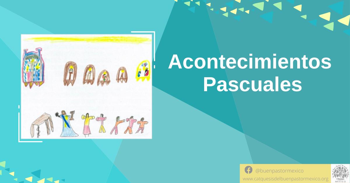 24. Acontecimientos Pascuales