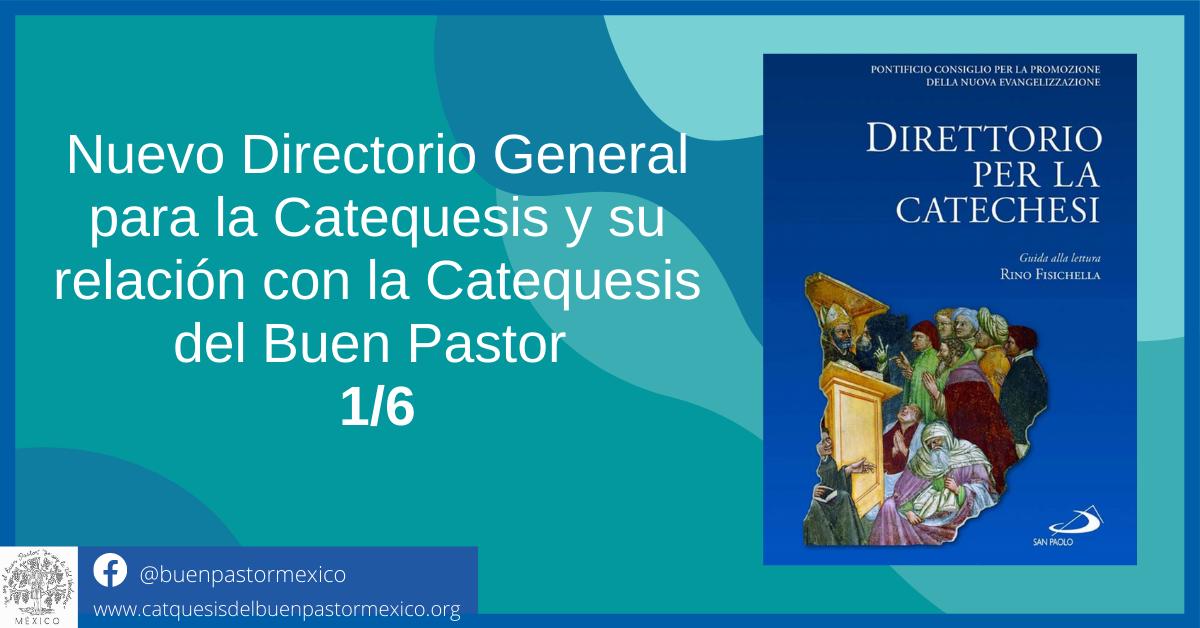Protegido: 34.Nuevo Directorio General para la Catequesis y su relación con la Catequesis del Buen Pastor 1/6