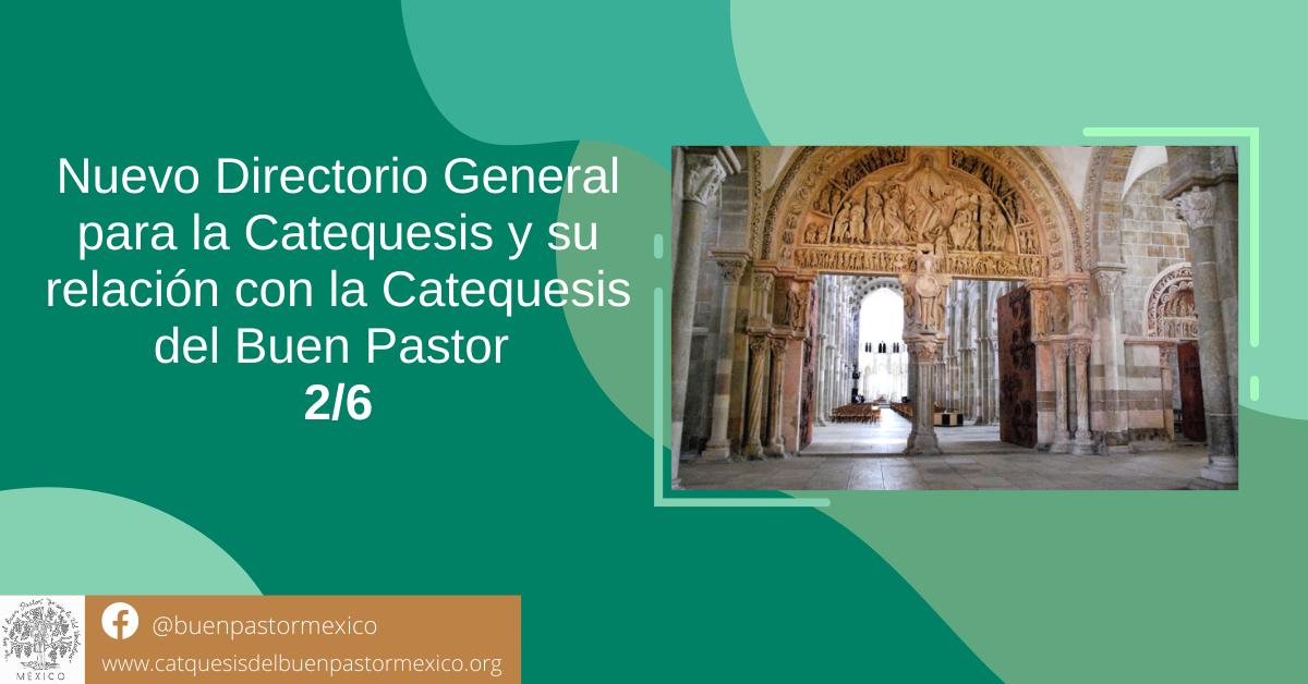 Protegido: 35. Nuevo Directorio General para la Catequesis y su relación con la Catequesis del Buen Pastor 2/6
