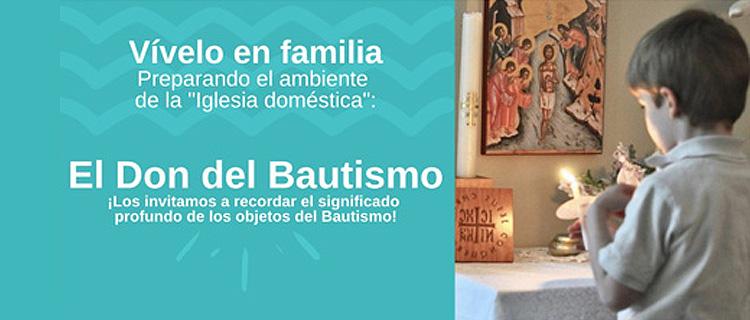 9. El Don de Bautismo