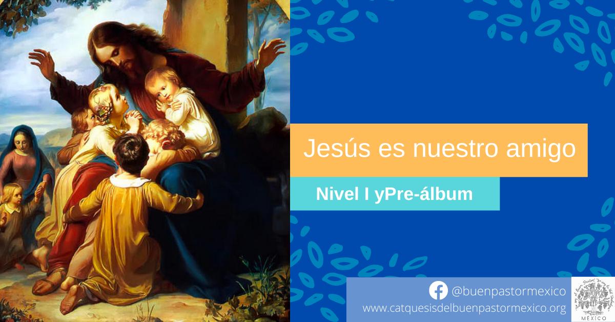 Protegido: 9. Jesús es nuestro amigo