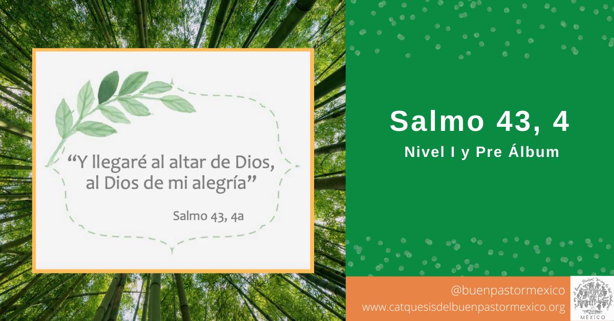 Protegido: 10. Salmo 43, 4
