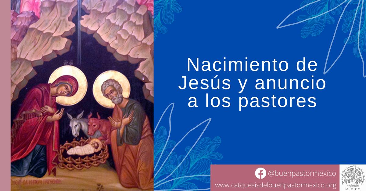 Protegido: 14. Nacimiento de Jesús y anuncio a los pastores